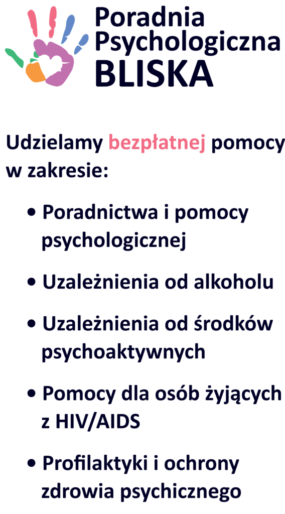 poradnia psychologiczna, pomoc psychologiczna, zdrowie psychiczne, profilaktyka uzależnień