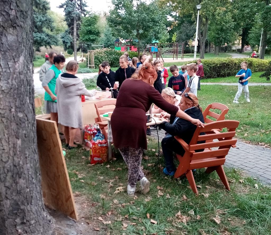 Jesienny piknik profilaktyczny